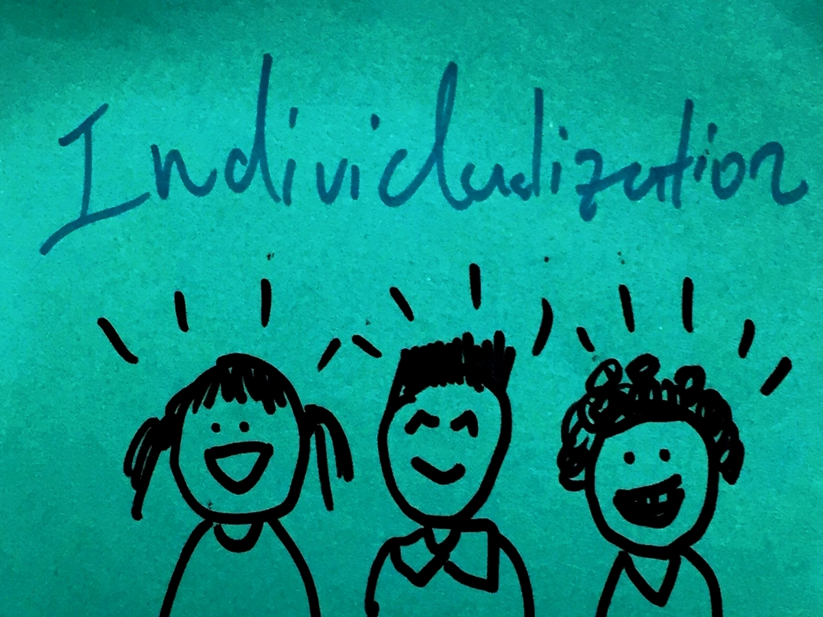 Individualization Strengthsfinder Different Happy People