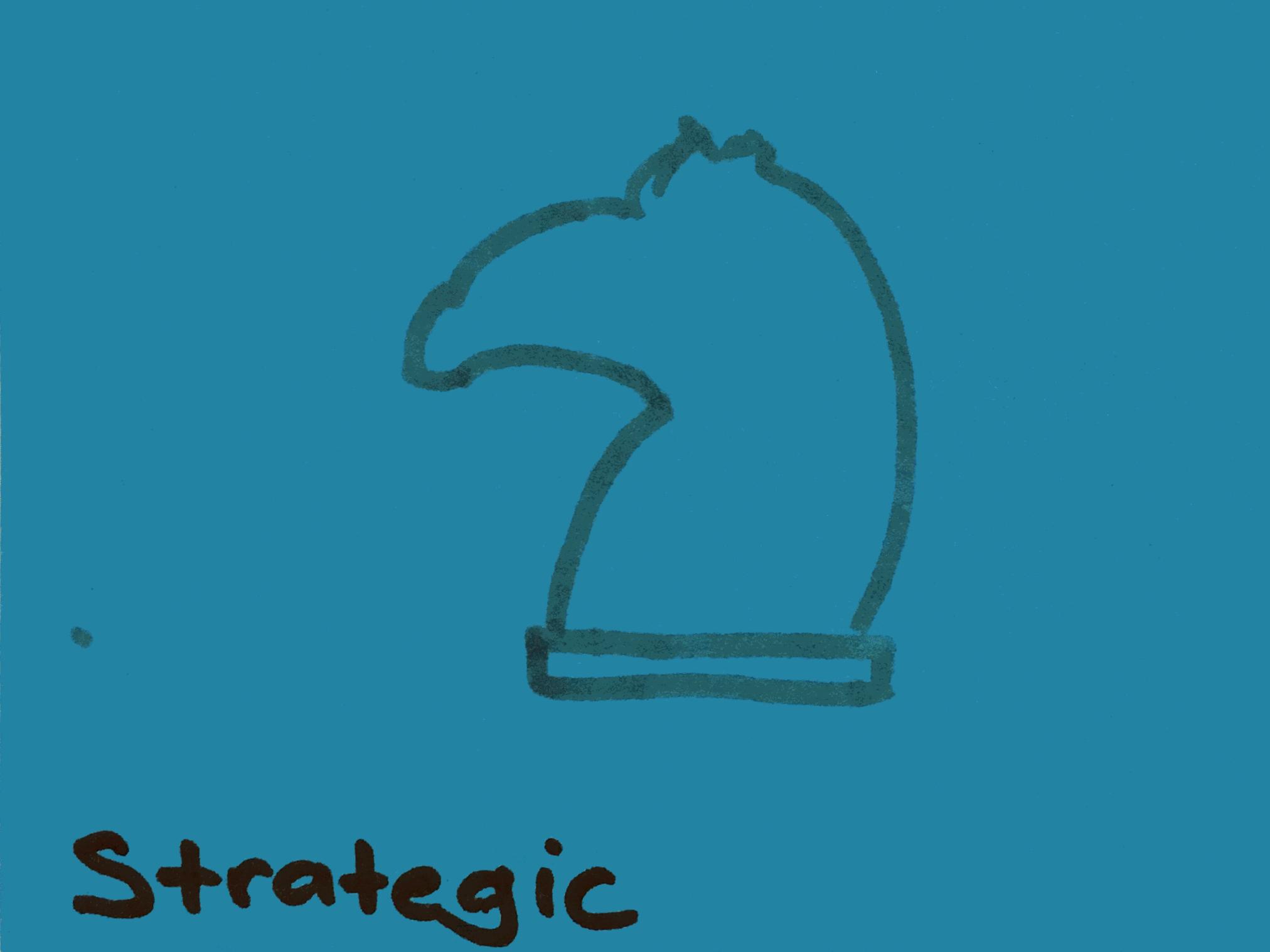Strategic Strengthsfinder Chess Knight