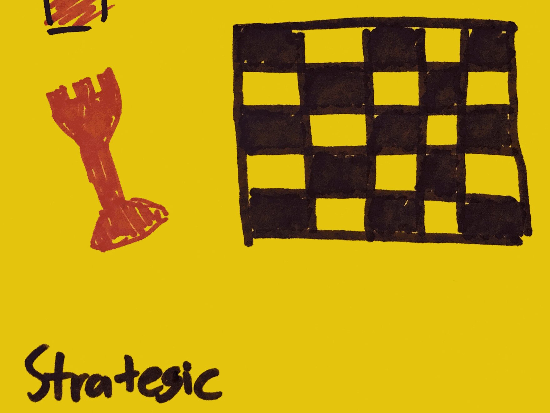 Strategic Strengthsfinder Rook Chess Castle