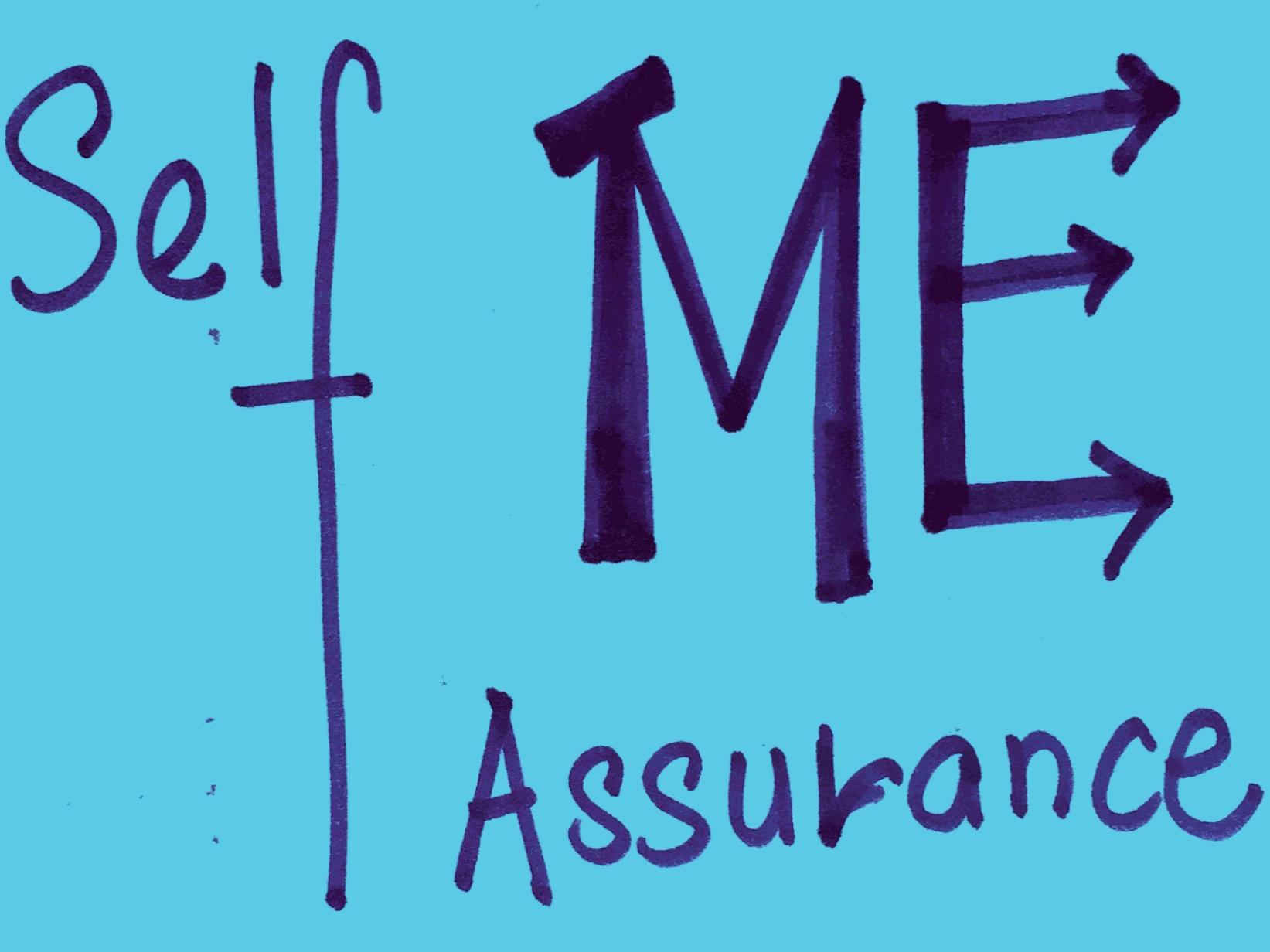 Self Assurance Strengthsfinder Me Me Me