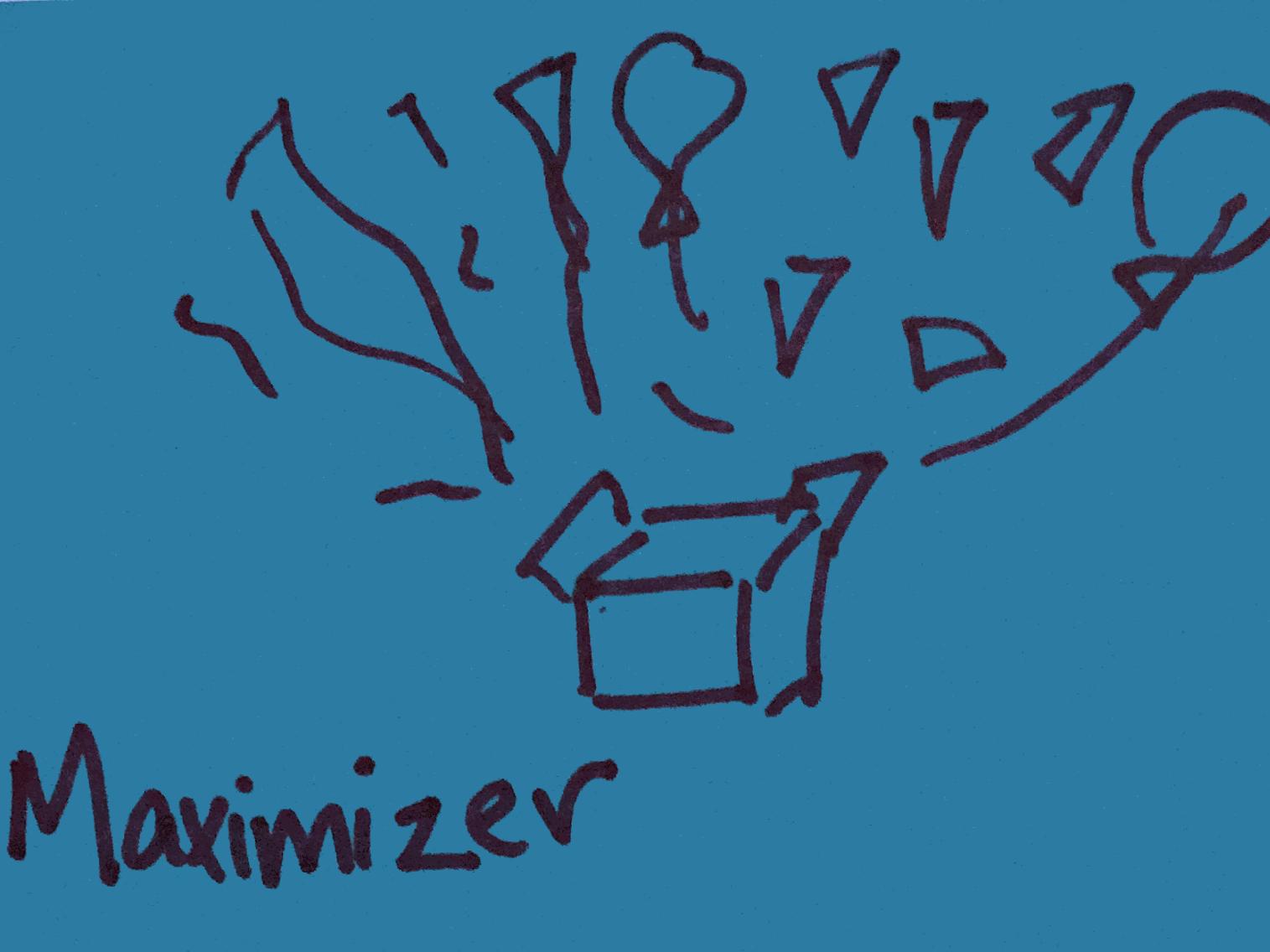 Maximizer Strengthsfinder Exploding Box