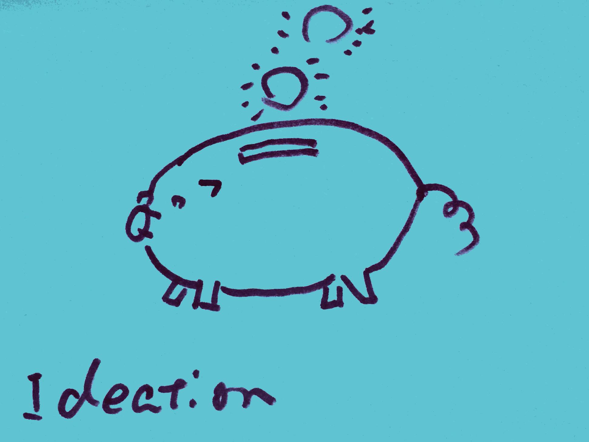 Ideation Strengthsfinder Idea Piggy Bank