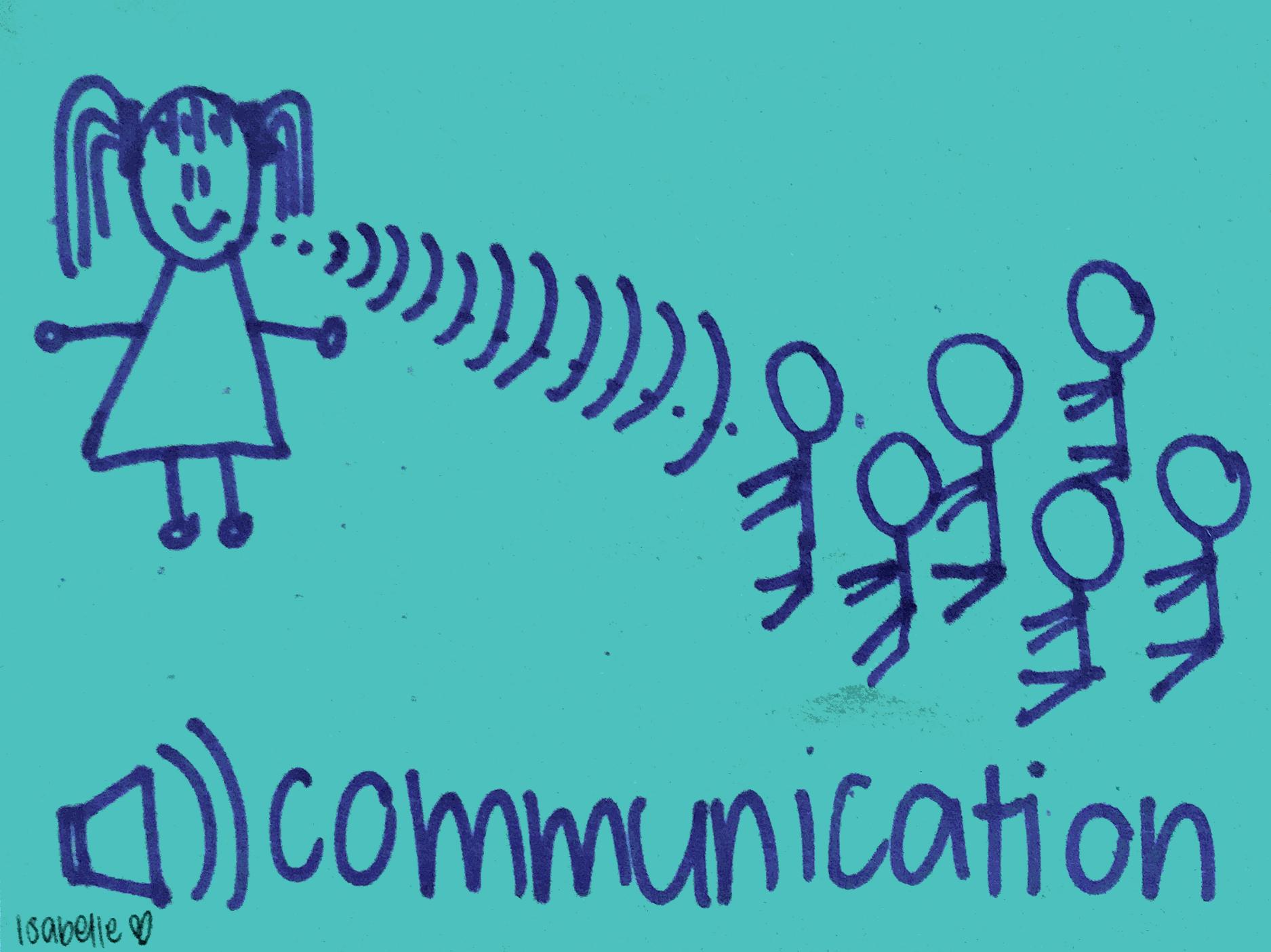 Communication Strengthsfinder Radiating Soundwaves to Innocent Children