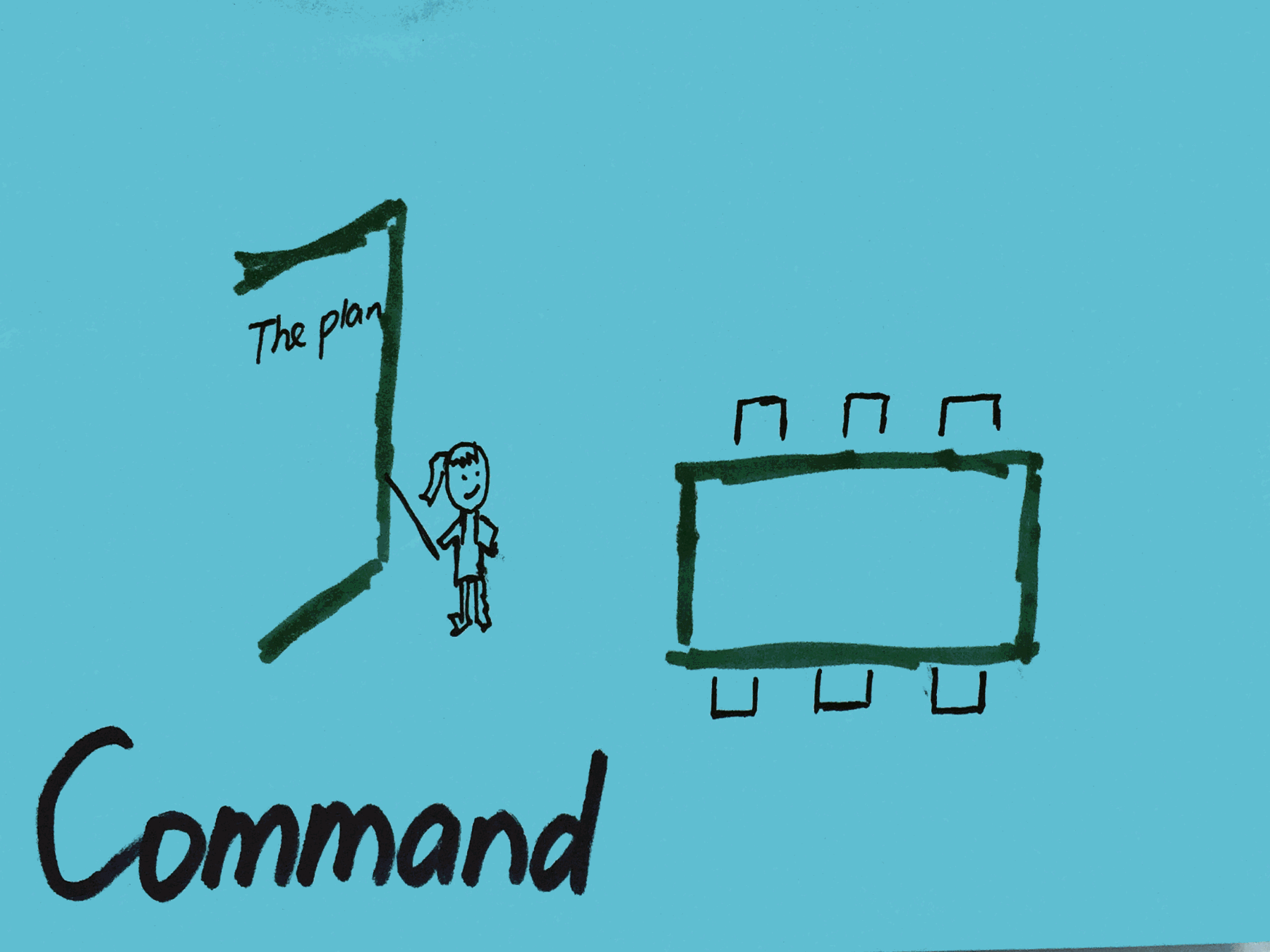 Command Strengthsfinder Sharing the Plan