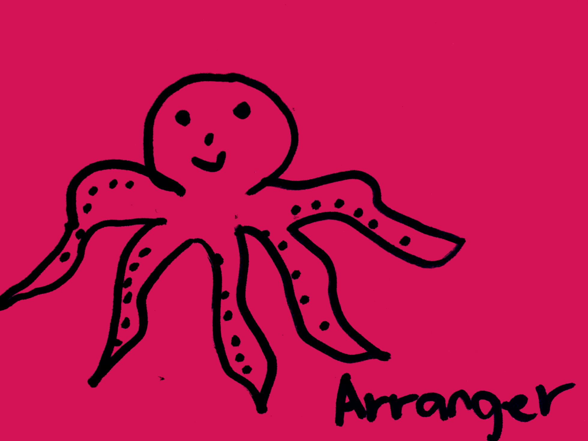 Arranger Strengthsfinder Octopus Many Tentacles