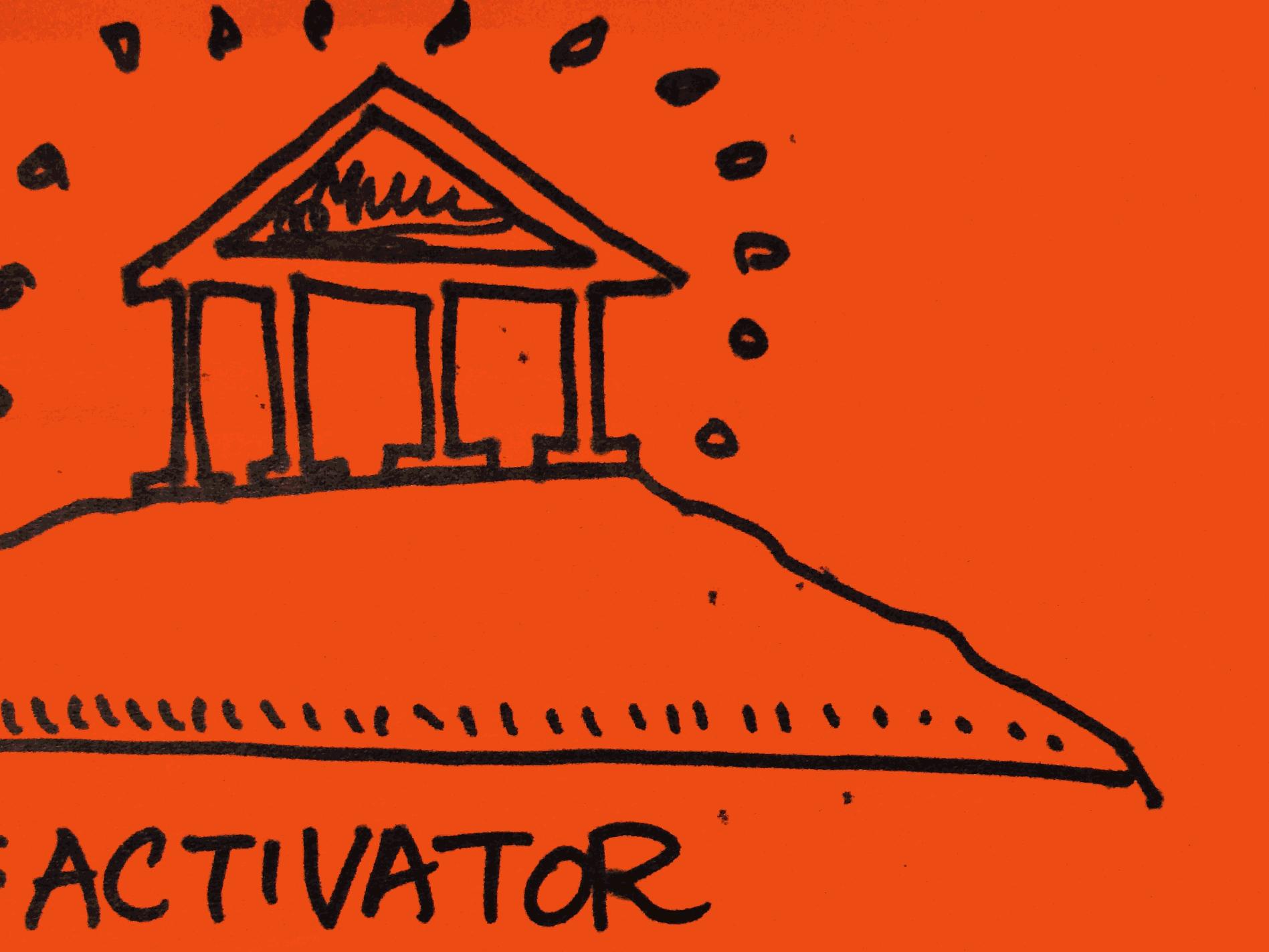 Activator Strengthsfinder Burning Hut