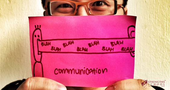 Communication Strengthsfinder Singapore Strengths School
