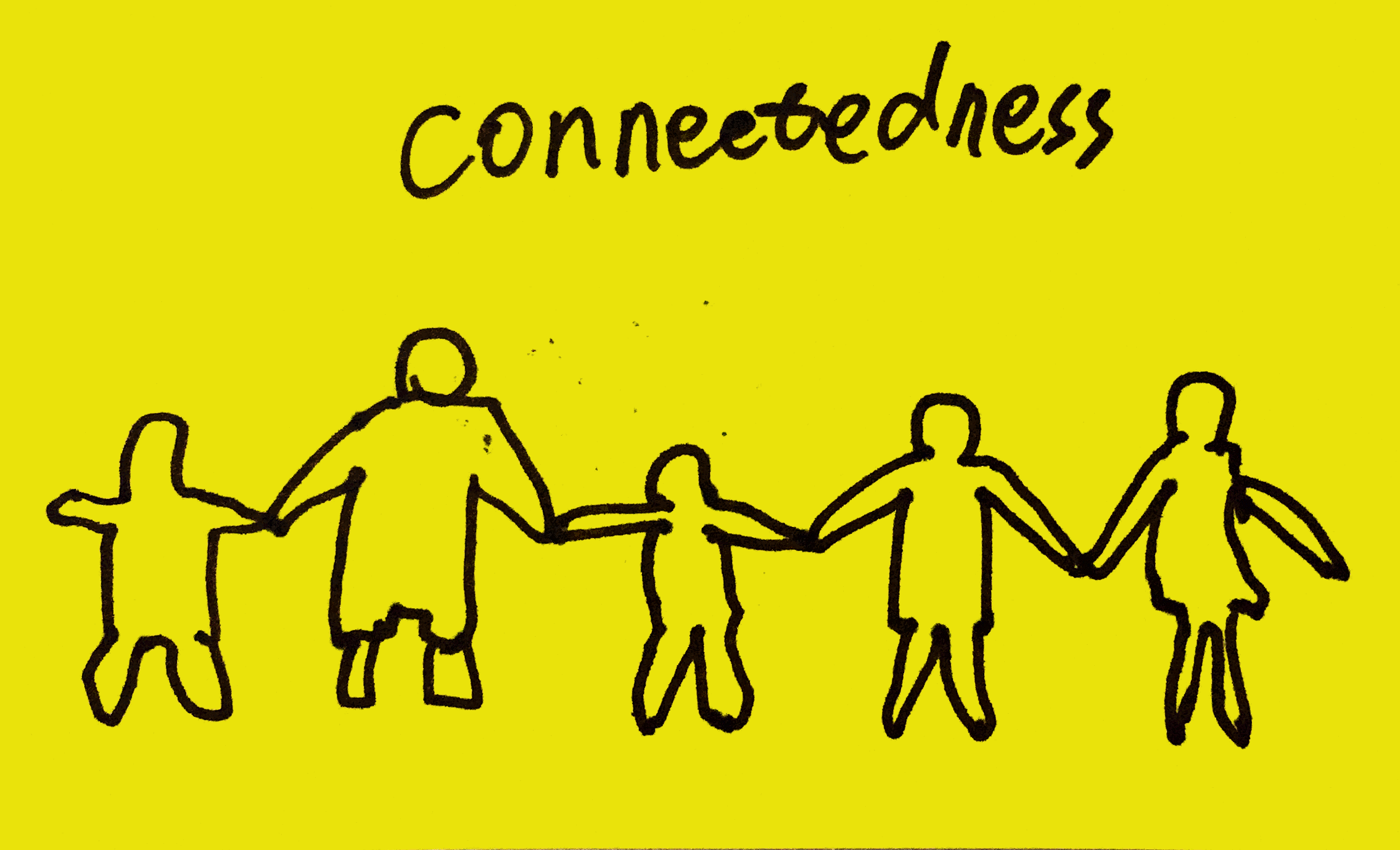 Connectedness StrengthsFinder Singapore Hand-In-Hand
