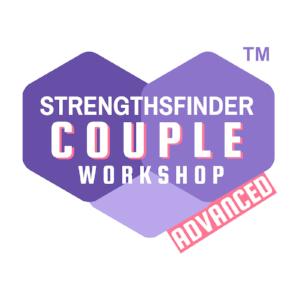 Advanced - Couple StrengthsFinder Workshop Strengths School Singapore