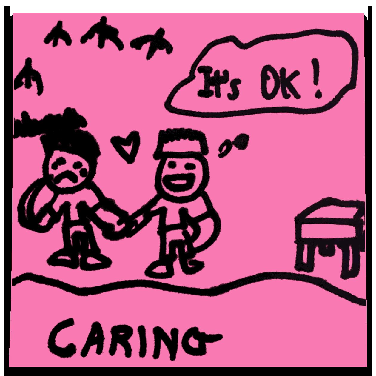 Caring Strengths Explorer Talent Theme