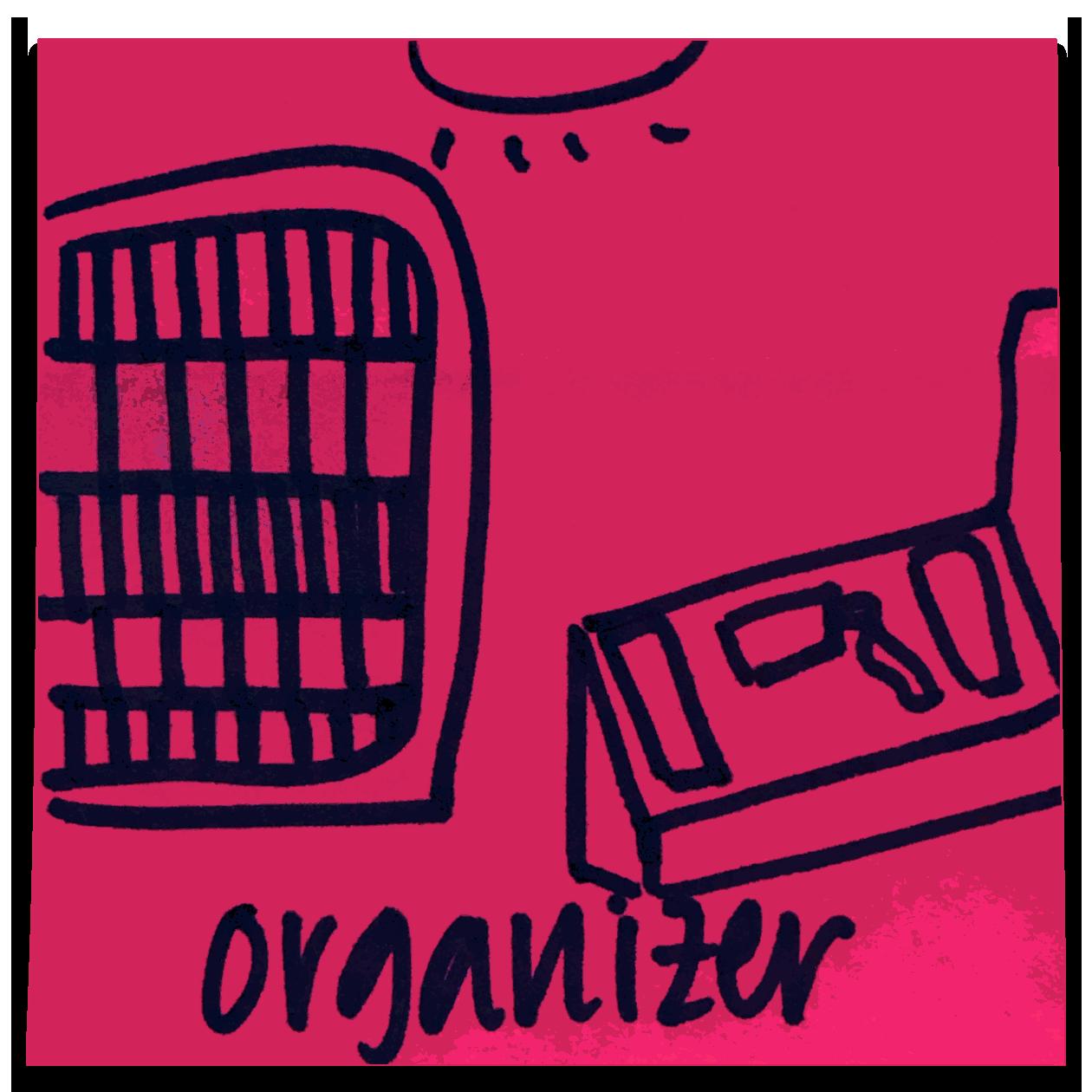 Organizer Strengths Explorer Talent Theme