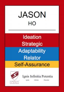 Jason+Ho+StrengthsFinder+Singapore