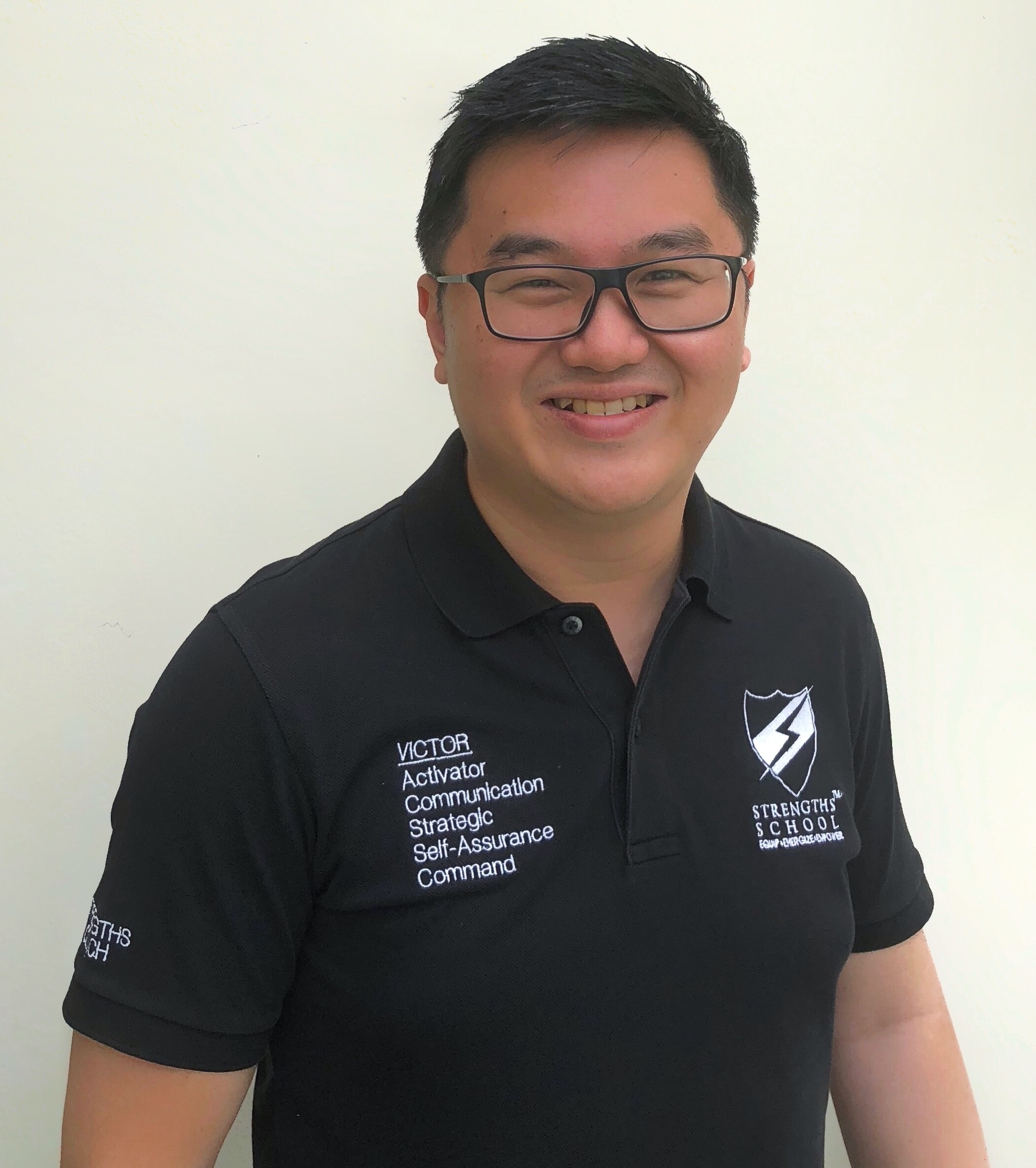 Victor Seet Strengths School Education Sector Singapore StrengthsFinder CliftonStrengths
