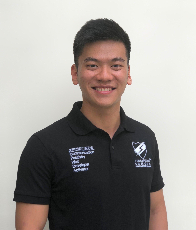 Jeffrey Seow Education Sector Strengths School Singapore StrengthsFinder CliftonStrengths