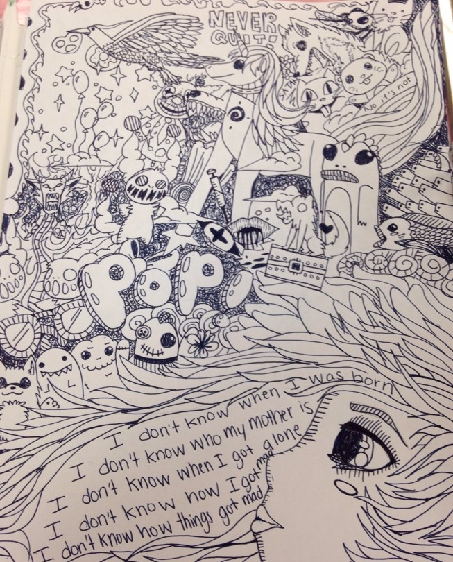 """""""Lost in Creativity"""""""