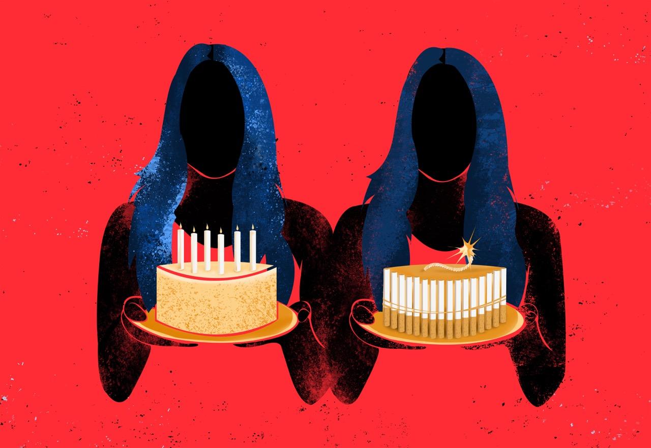 """""""Happy Birthday to me""""  -Courtesy of   Anjali Chandrashekar"""