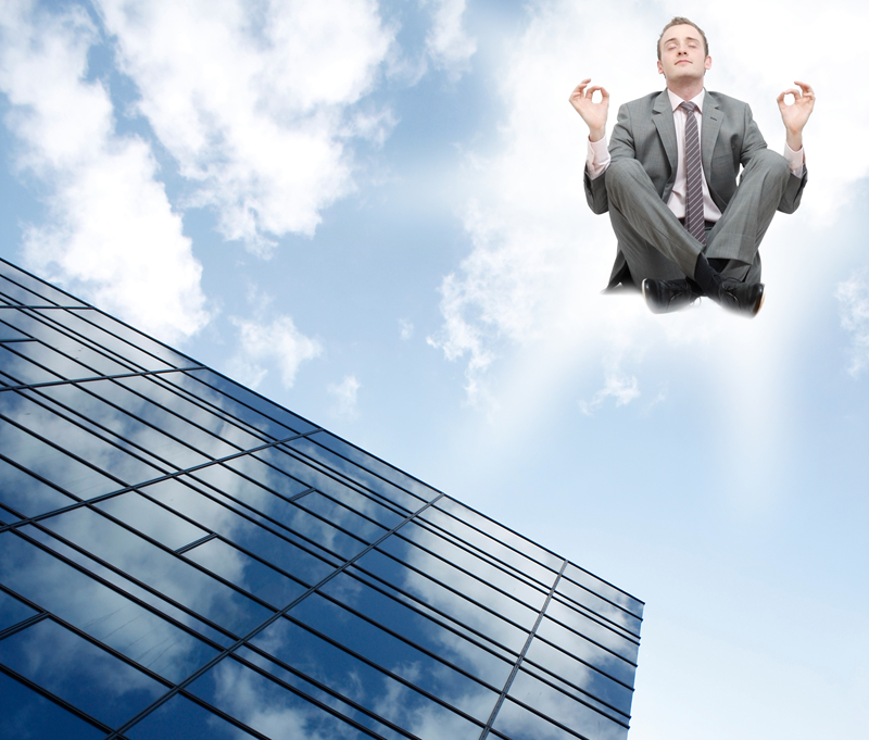 THINKING HR - MEDITATE