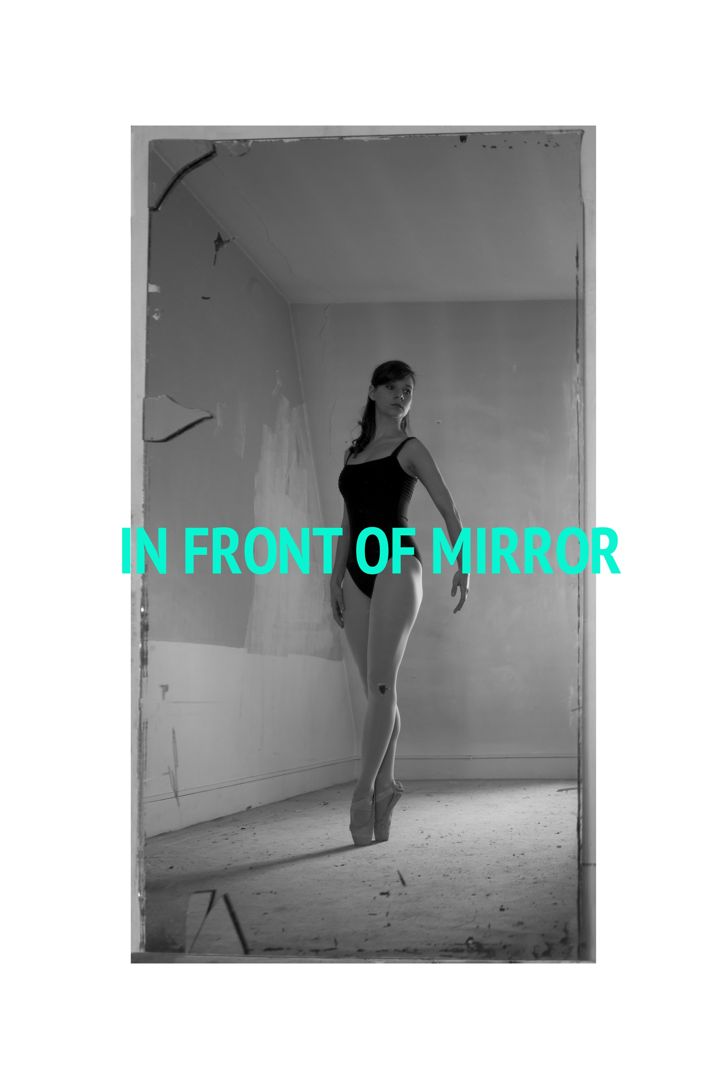 In front of mirror 2015