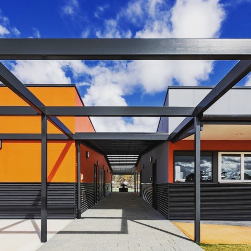 ⚡️ FLASHBACK FRIDAY ⚡️ Hello Tambellup Sports Centre in all your black and orange glory 💥  http://www.hharchitects.com.au/community-and-sporting#/tambellup-sports-complex/  #hharchitects #regionalarchitect #greatsouthernwa #amazingalbany #albanywa #architect #tambellup #sportscenter