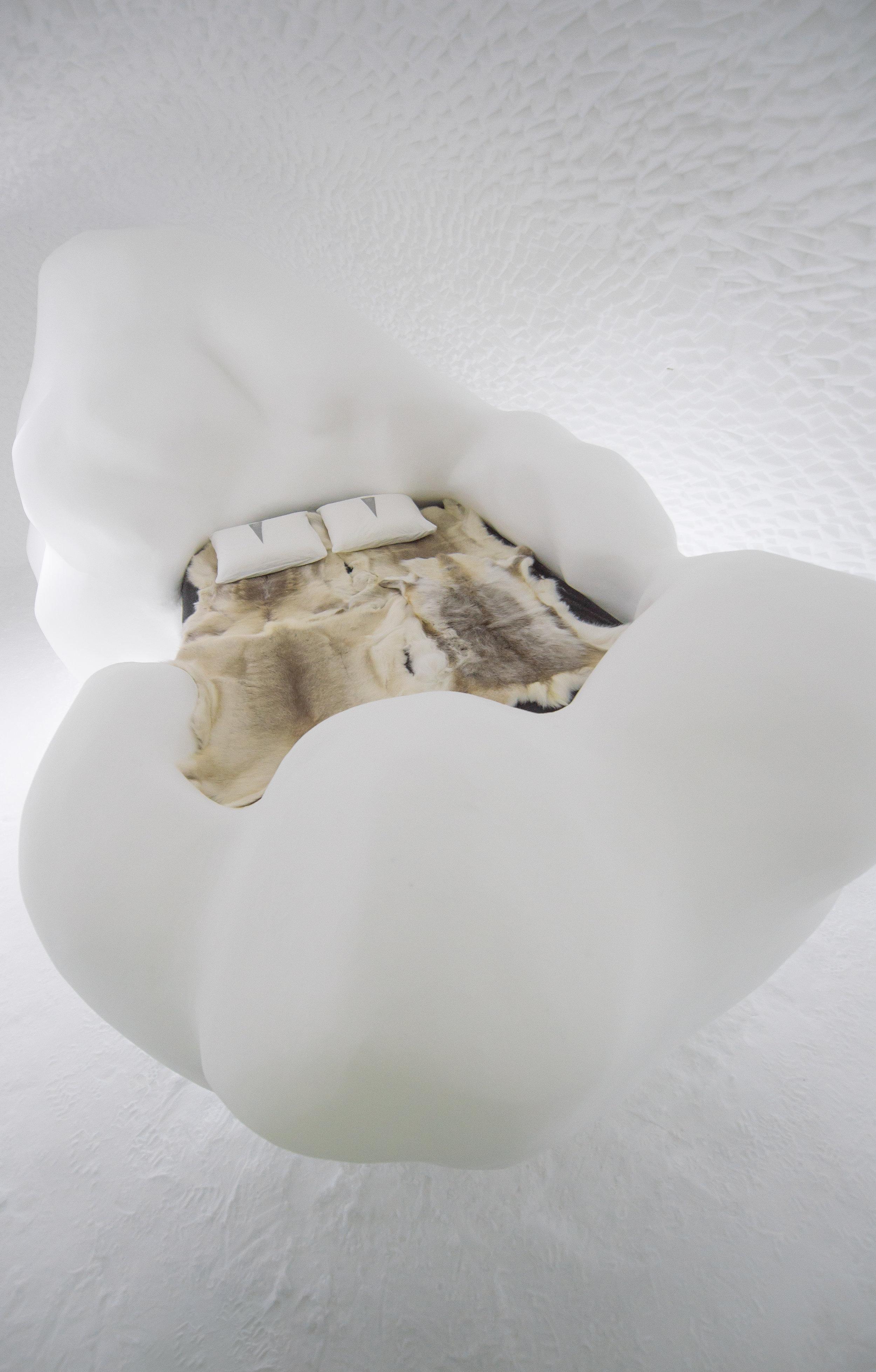Art suite - Wandering Cloud-Lisa Lindqvist- ICEHOTEL 28  Photo by - Asaf Kliger.jpg