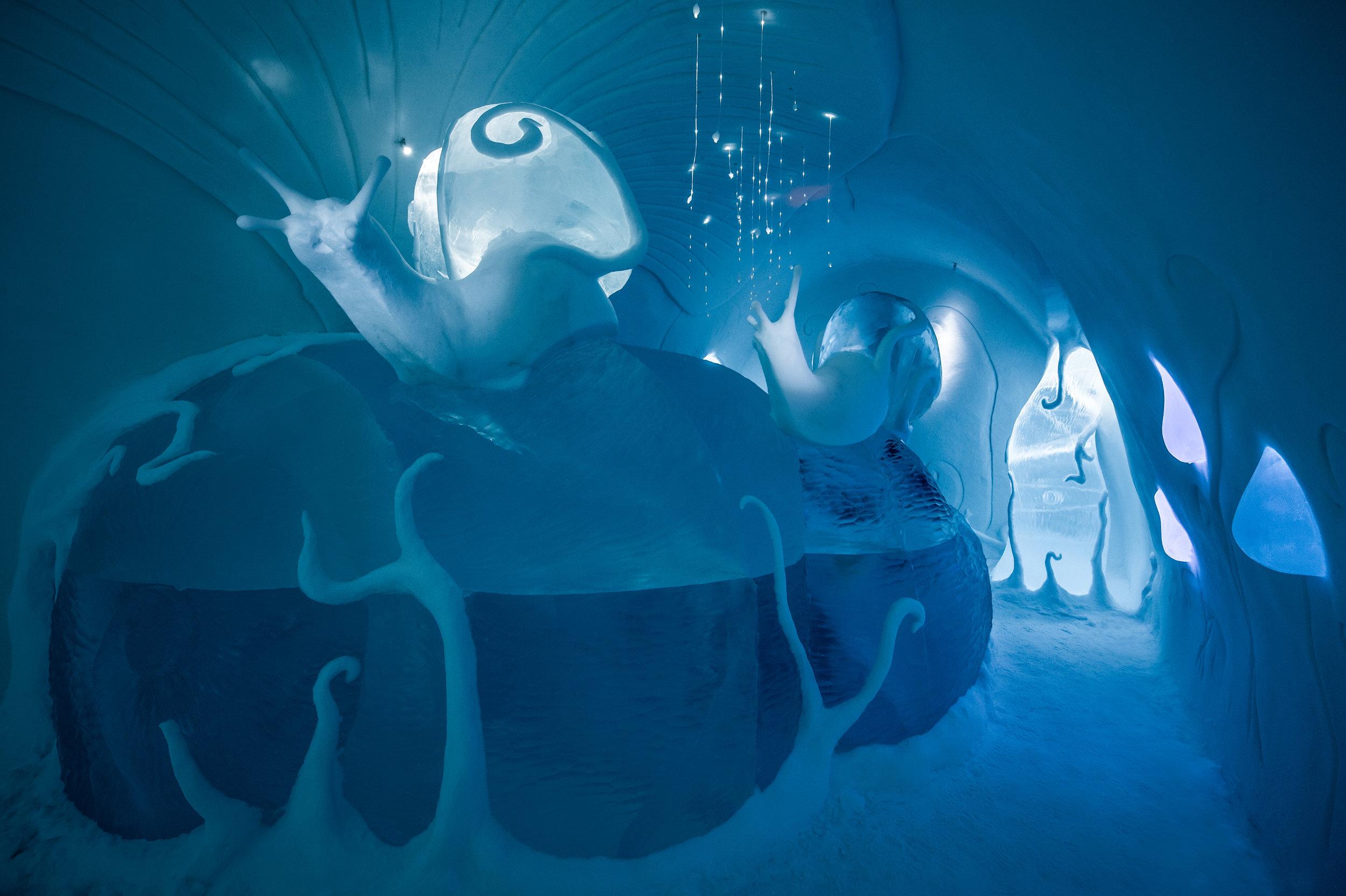 Art suite -Ground Rules-Carl Wellander & Ulrika Tallving- ICEHOTEL 28  Photo by - Asaf Kliger.jpg