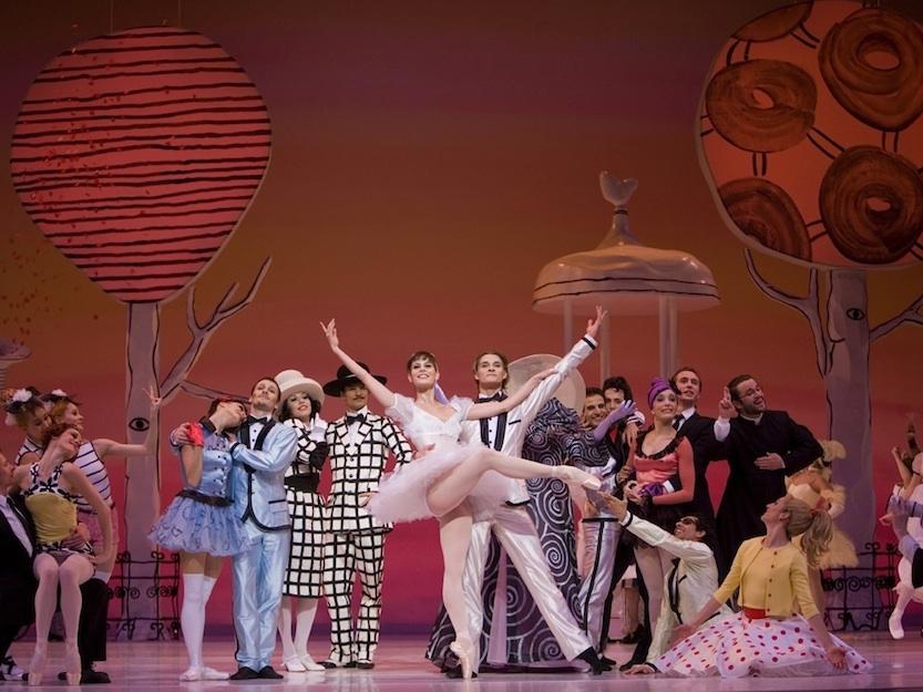 Coppelia door Het Nationale Ballet 1