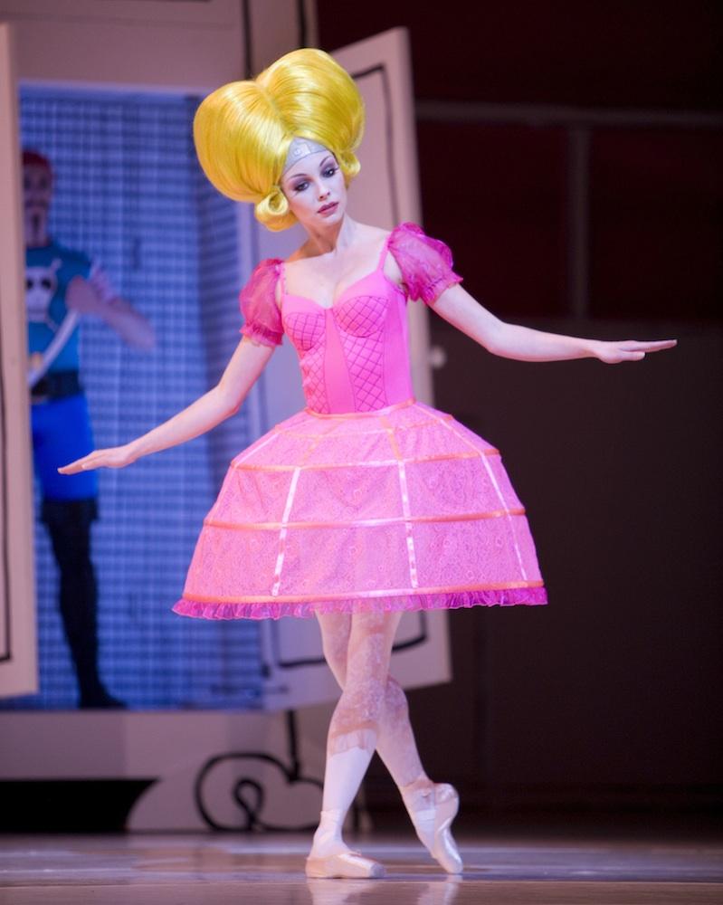 Coppelia door Het Nationale Ballet 3