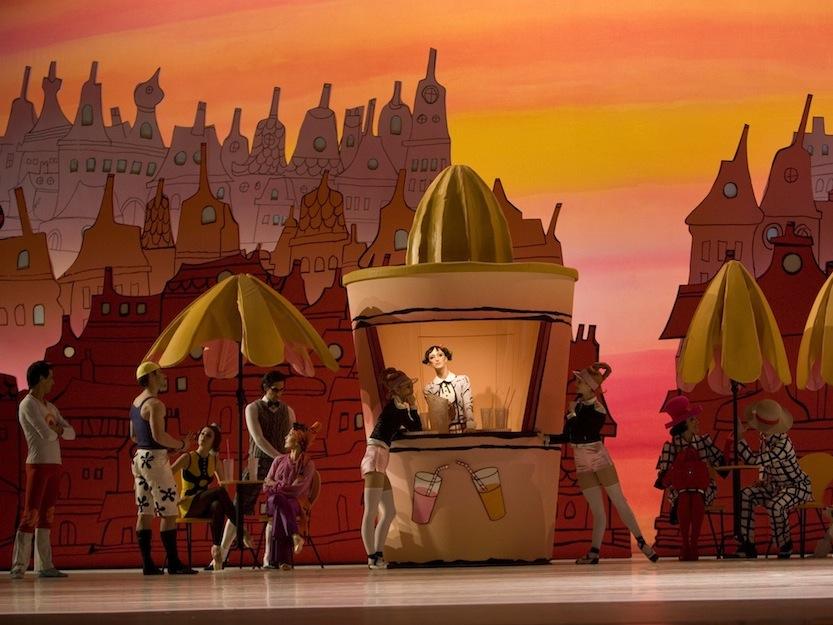 Coppelia door Het Nationale Ballet 2