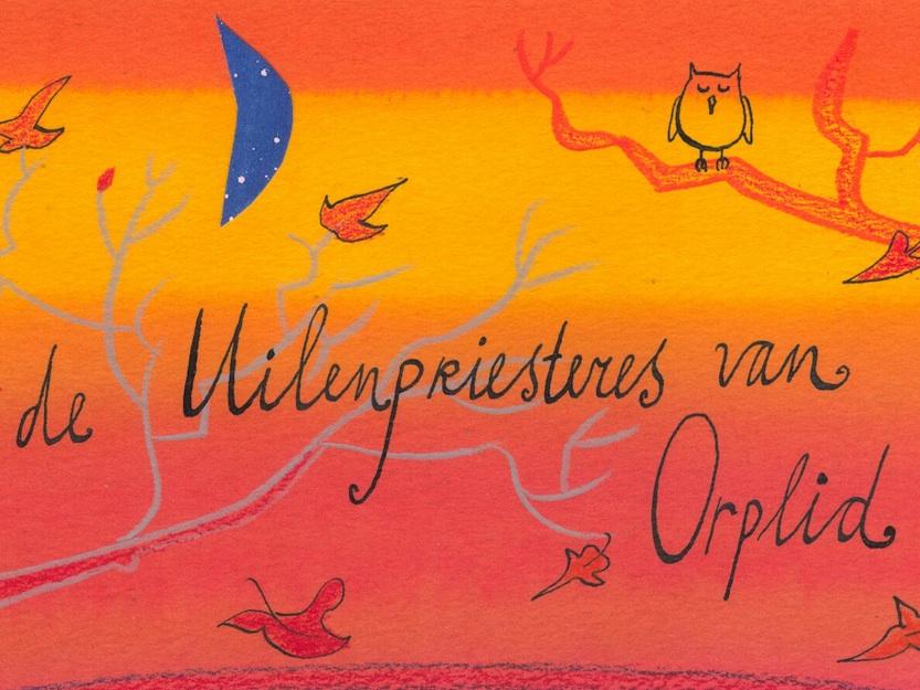 De Uilenpriesteres van Orplid