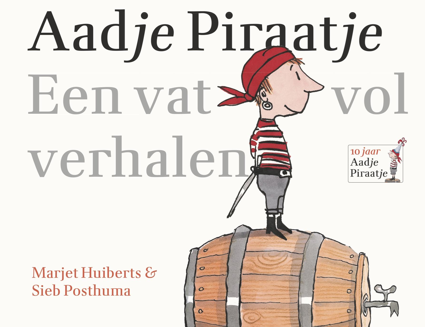 Aadje Piraatje - Een vat vol verhalen