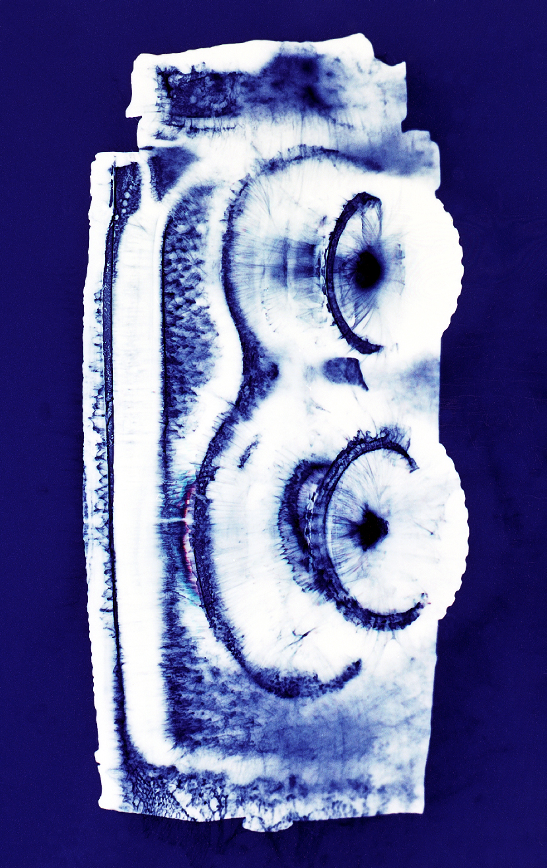 Camera #8, Penelope Davis,1997,type c print, 100x60cm
