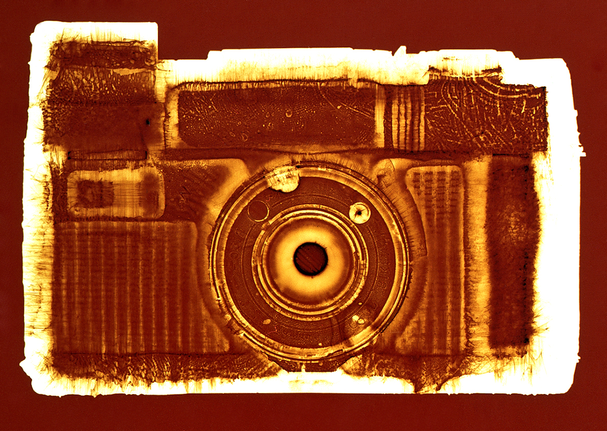 AF-5 (orange), Penelope Davis,2003, type c print, 76x102cm
