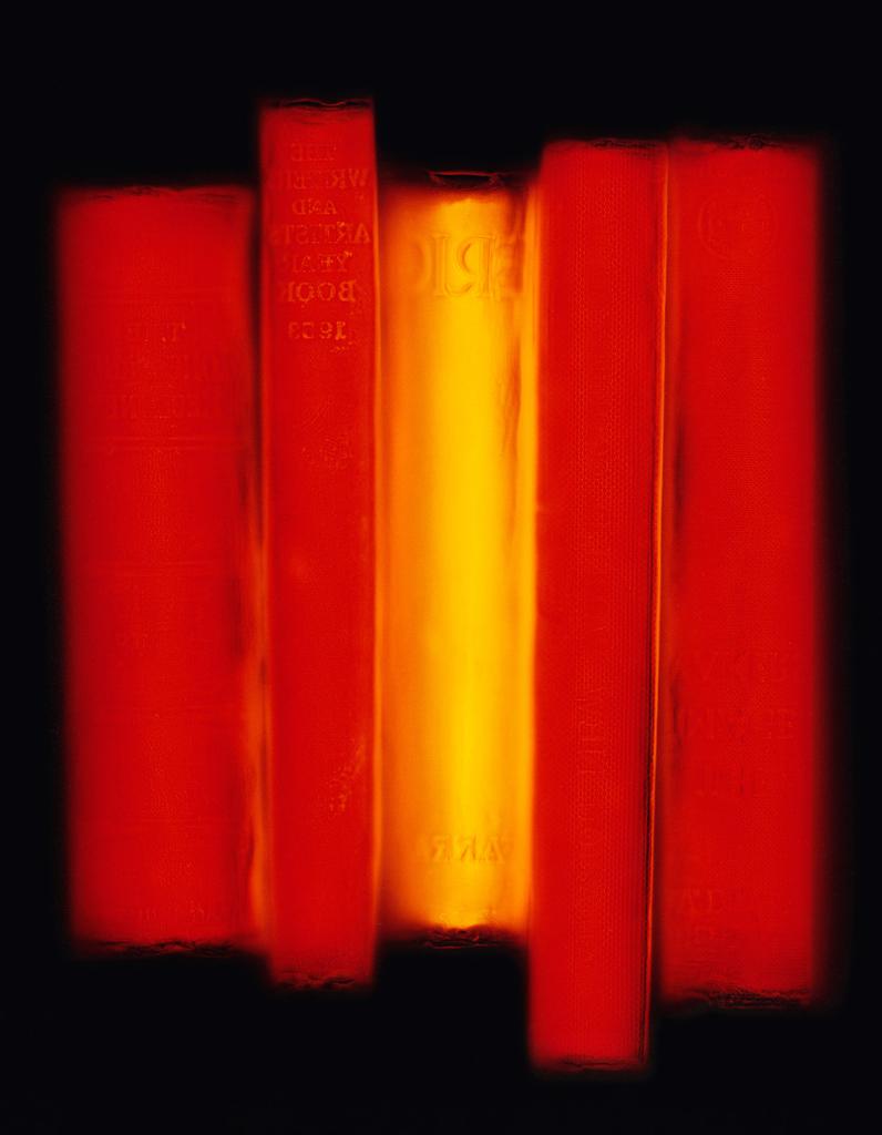 Fiction (red/yellow), Penelope Davis, 2008, type c print, 100x80 & 150x120cm