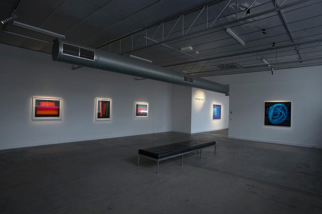 Fiction-non-fiction, Penelope Davis,  installation view, Nellie Castan Gallery (VIC) 2008