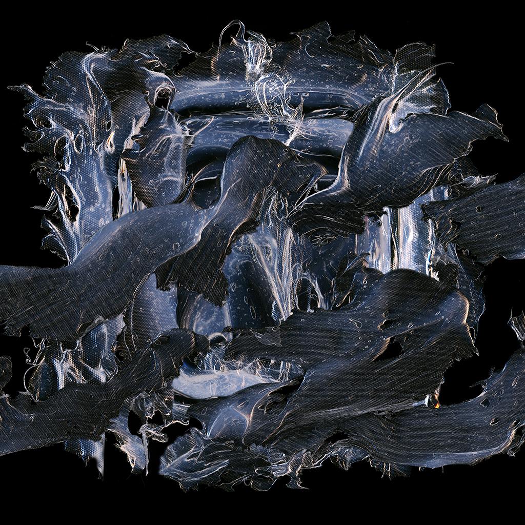 Margins 2017,Chromira photographic print, 100x100cm