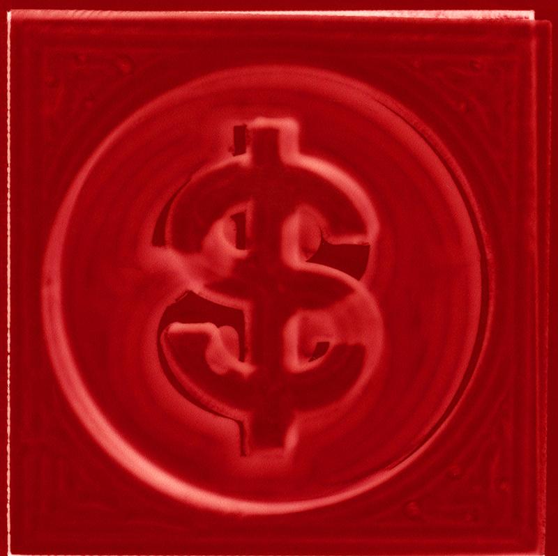 Currency Exchange  2017,Ilford metallic photographic print, 30x30cm