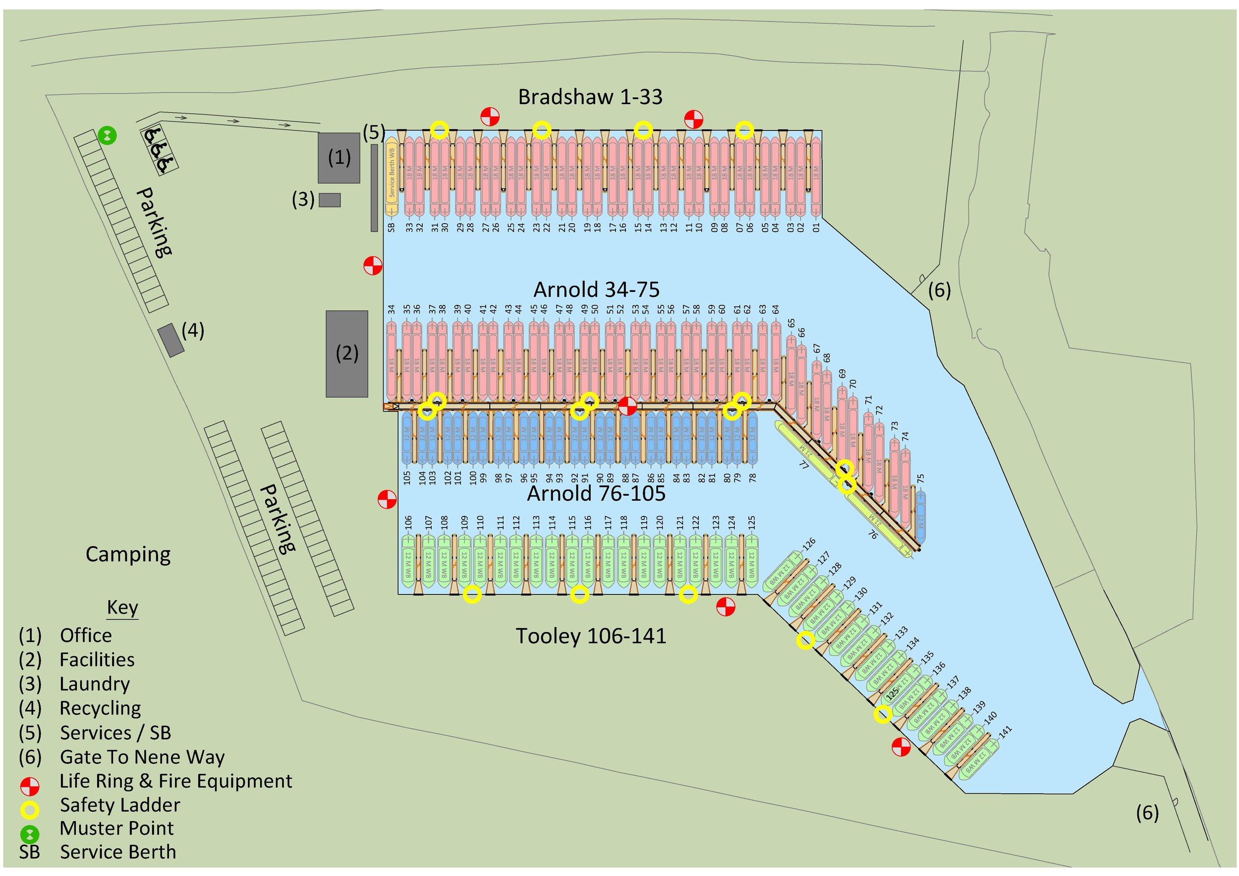 revised-layout-white-mills-marina-sept-2016