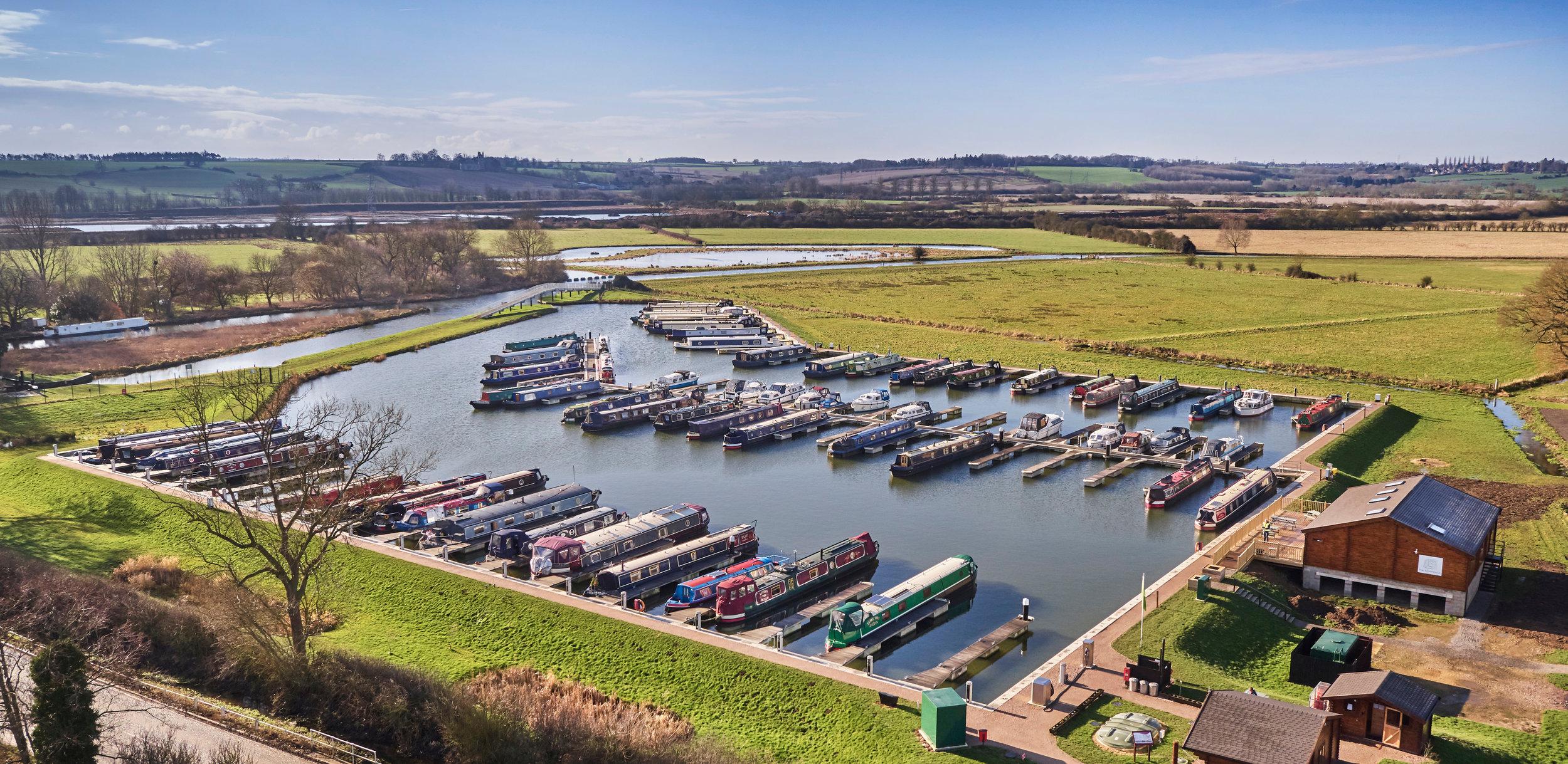 white_mills_marina_river_nene_earls_barton_narrowboats