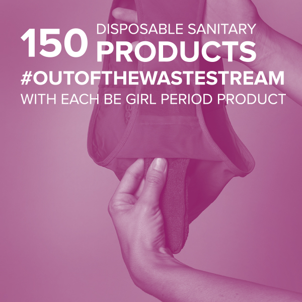 Be Girl Impact- Disposable sanitary products out of the waste stream.jpg