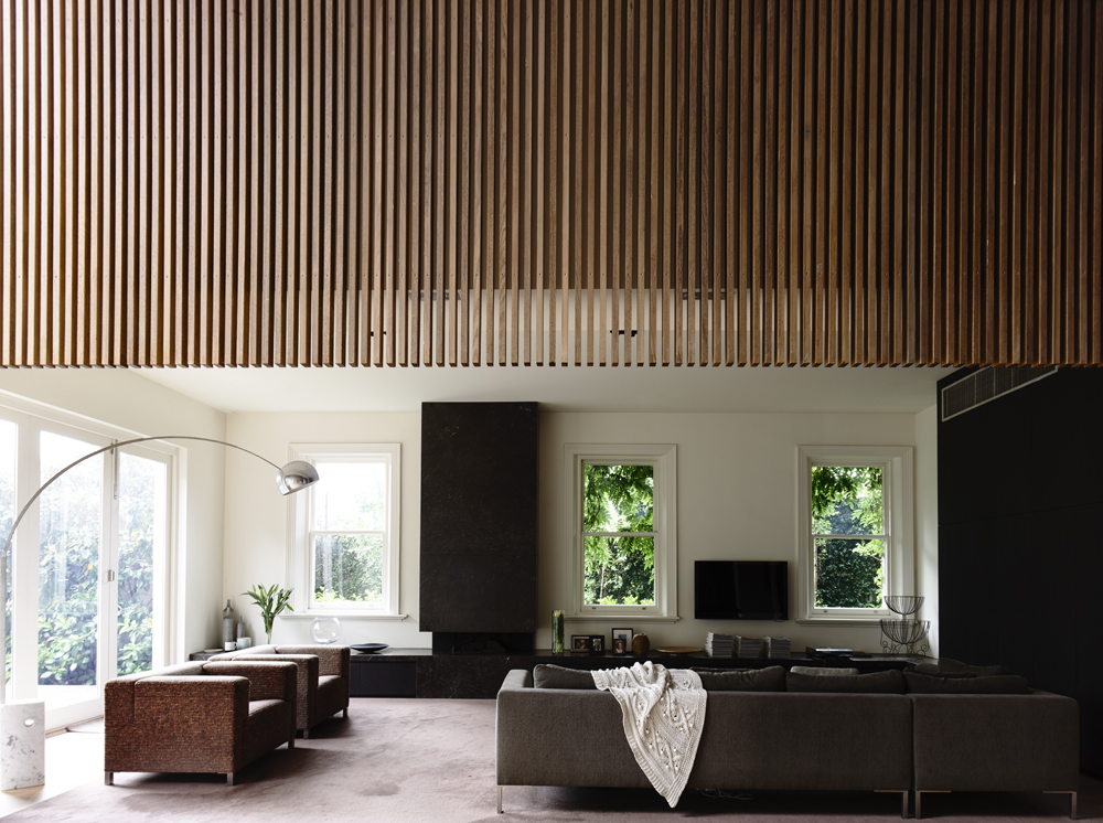 St Kilda Living by Chamberlain Architects