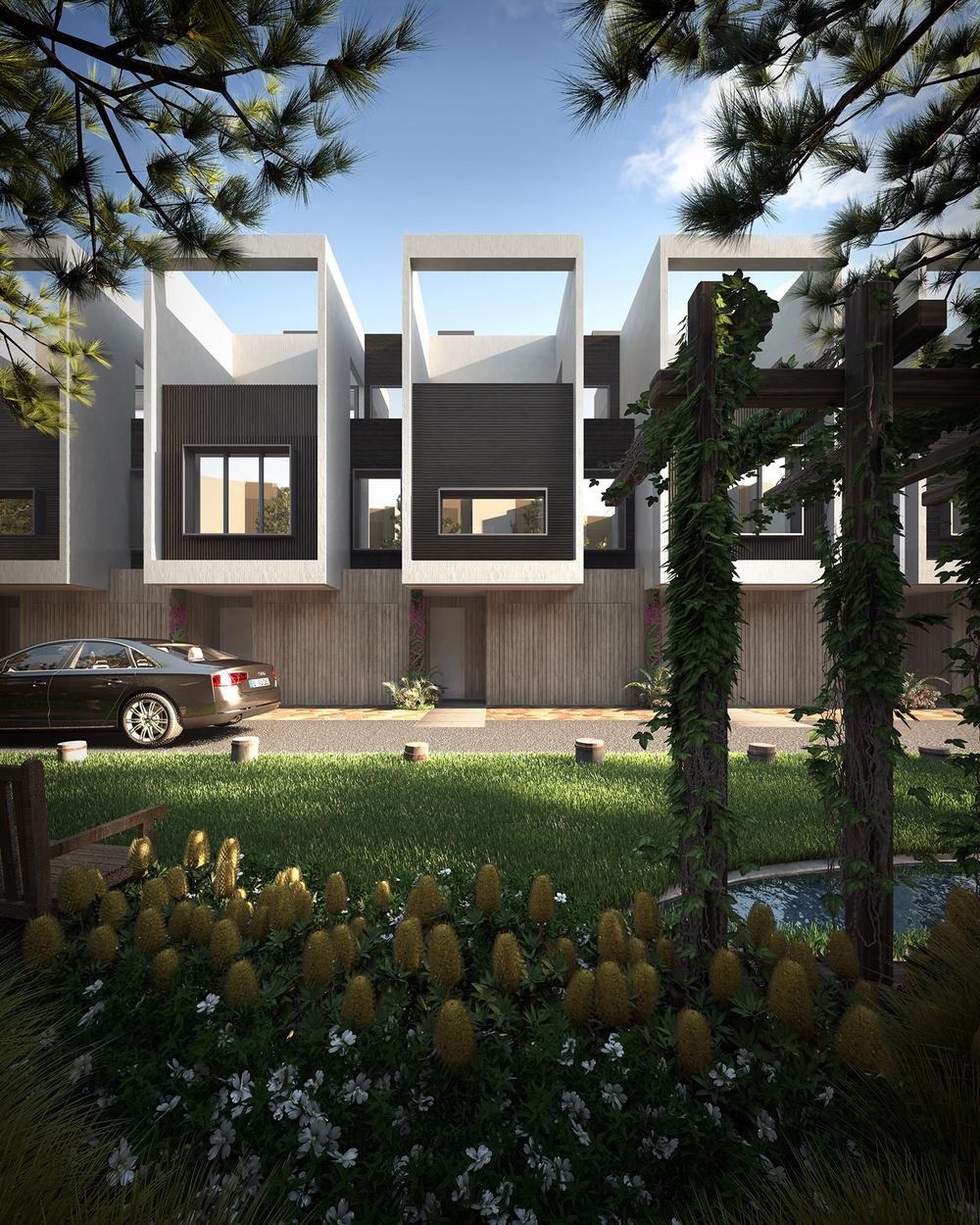 Chamberlain Architects - Casa Del Mar