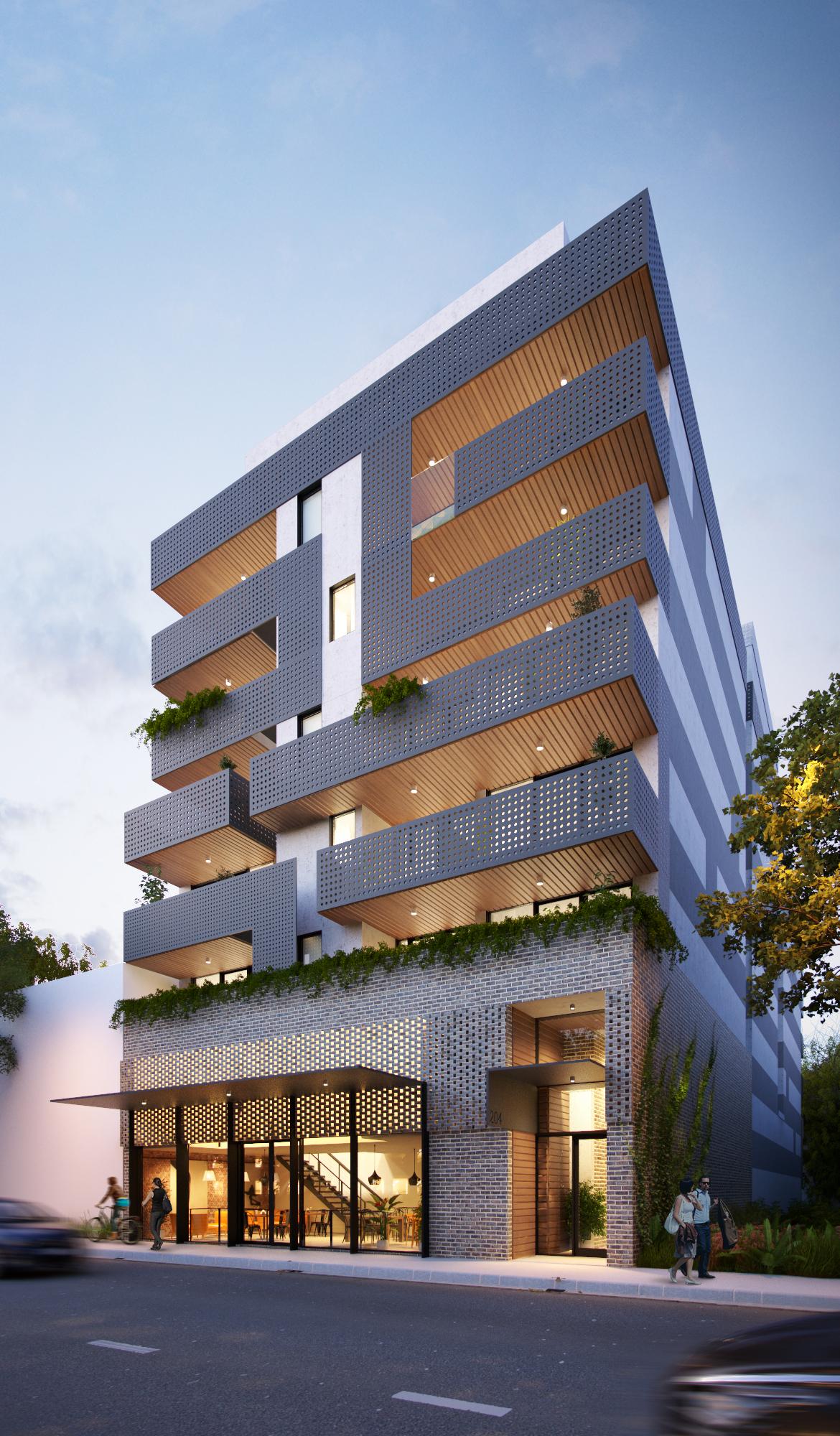 Chamberlain Architects - Seed