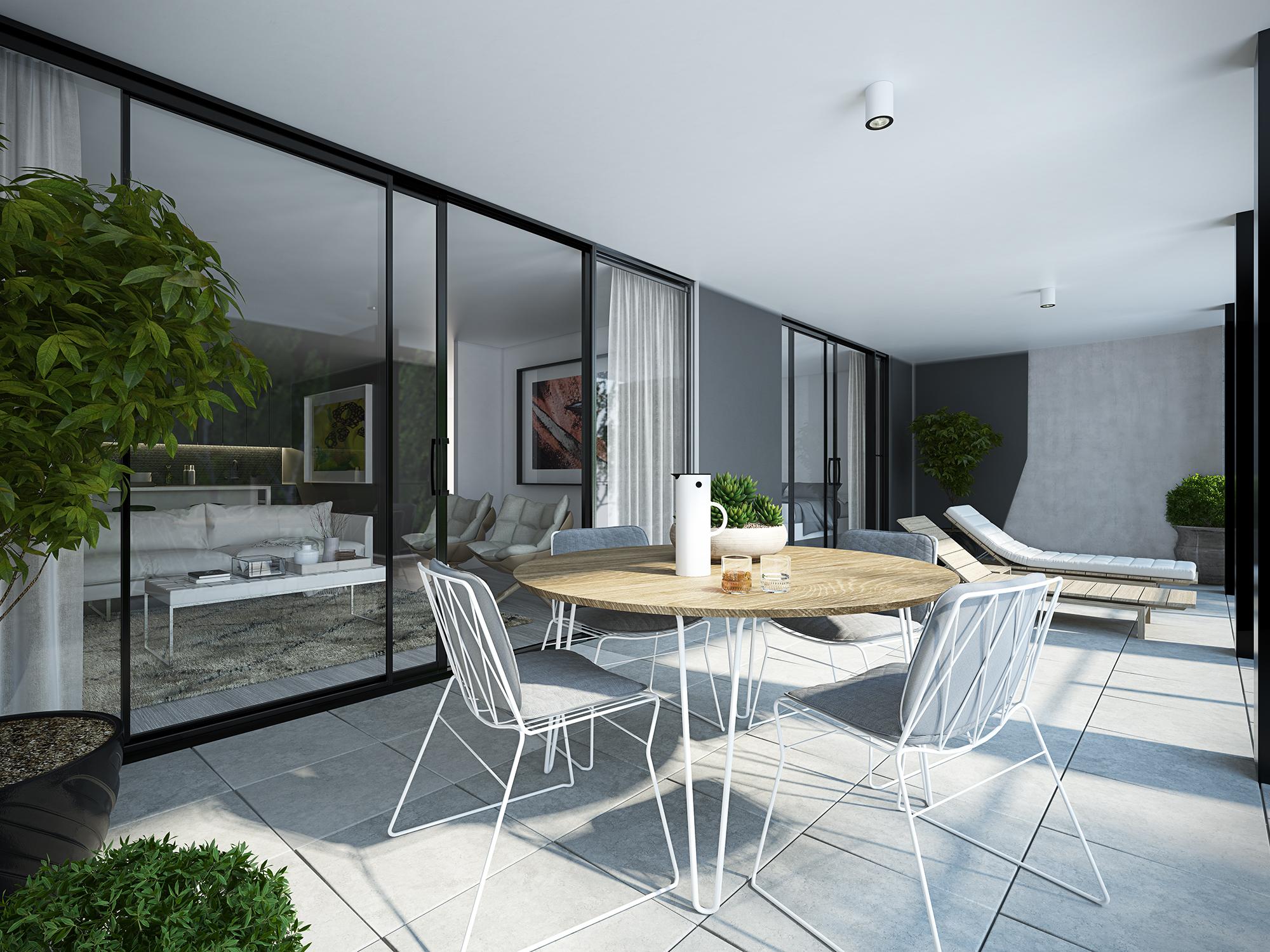 Hive case study by Chamberlain Architects