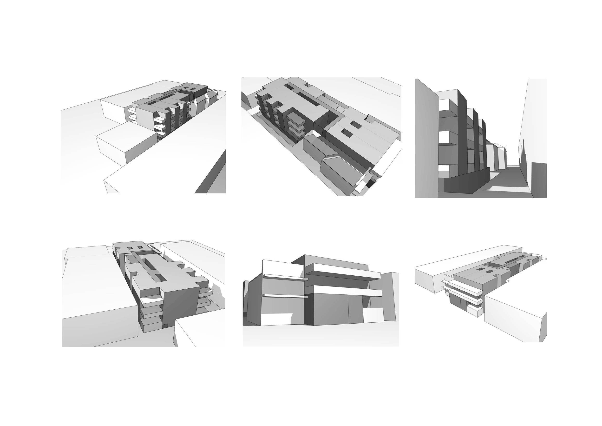 Feasibility Case study by Chamberlain Architects