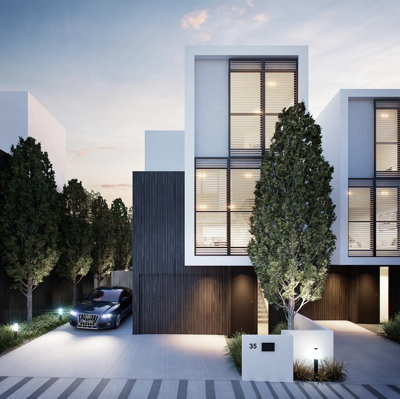 Hemingway by Chamberlain Architects