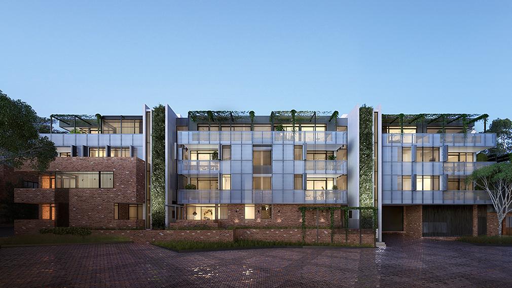 Chamberlain Architects - Merri Green