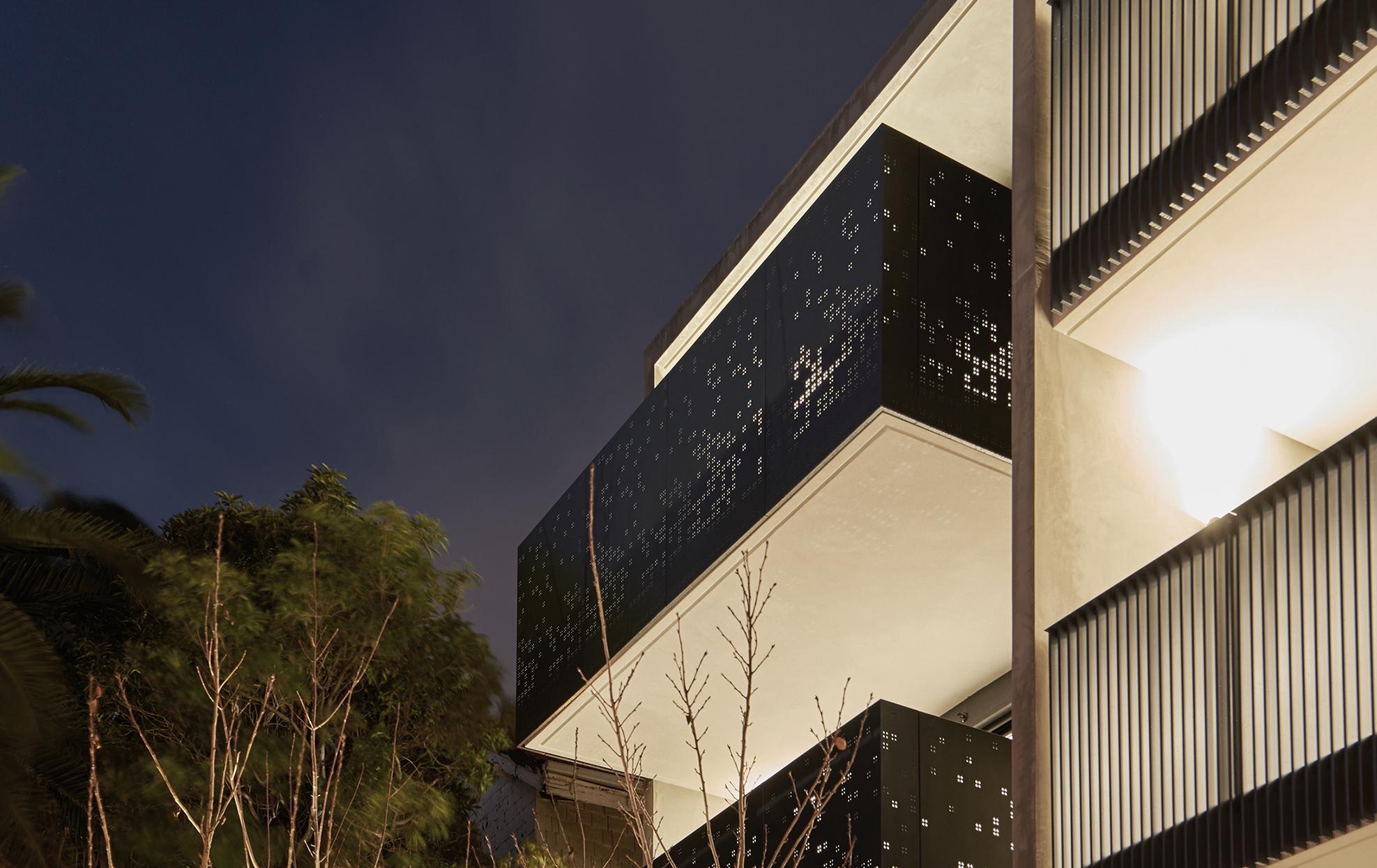 Captain & Co devleopment St Kilda by Chamberlain Architects