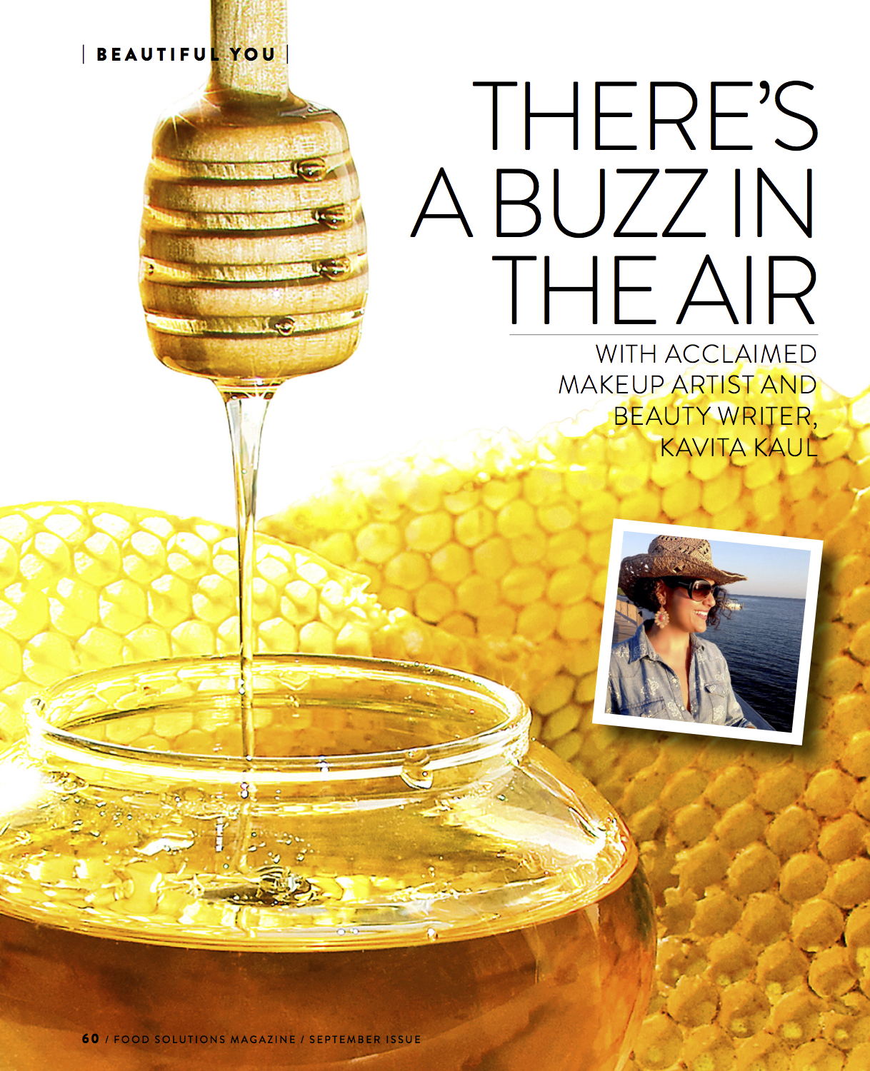 New York Honey Festival by Kavita Kaul for Food Solutions Magazine