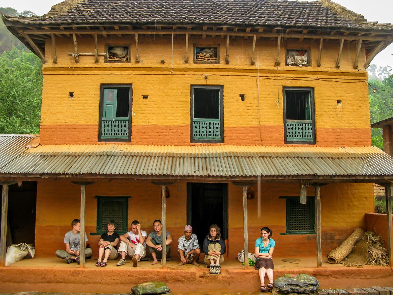 Maison d'accueil pour les bénévoles