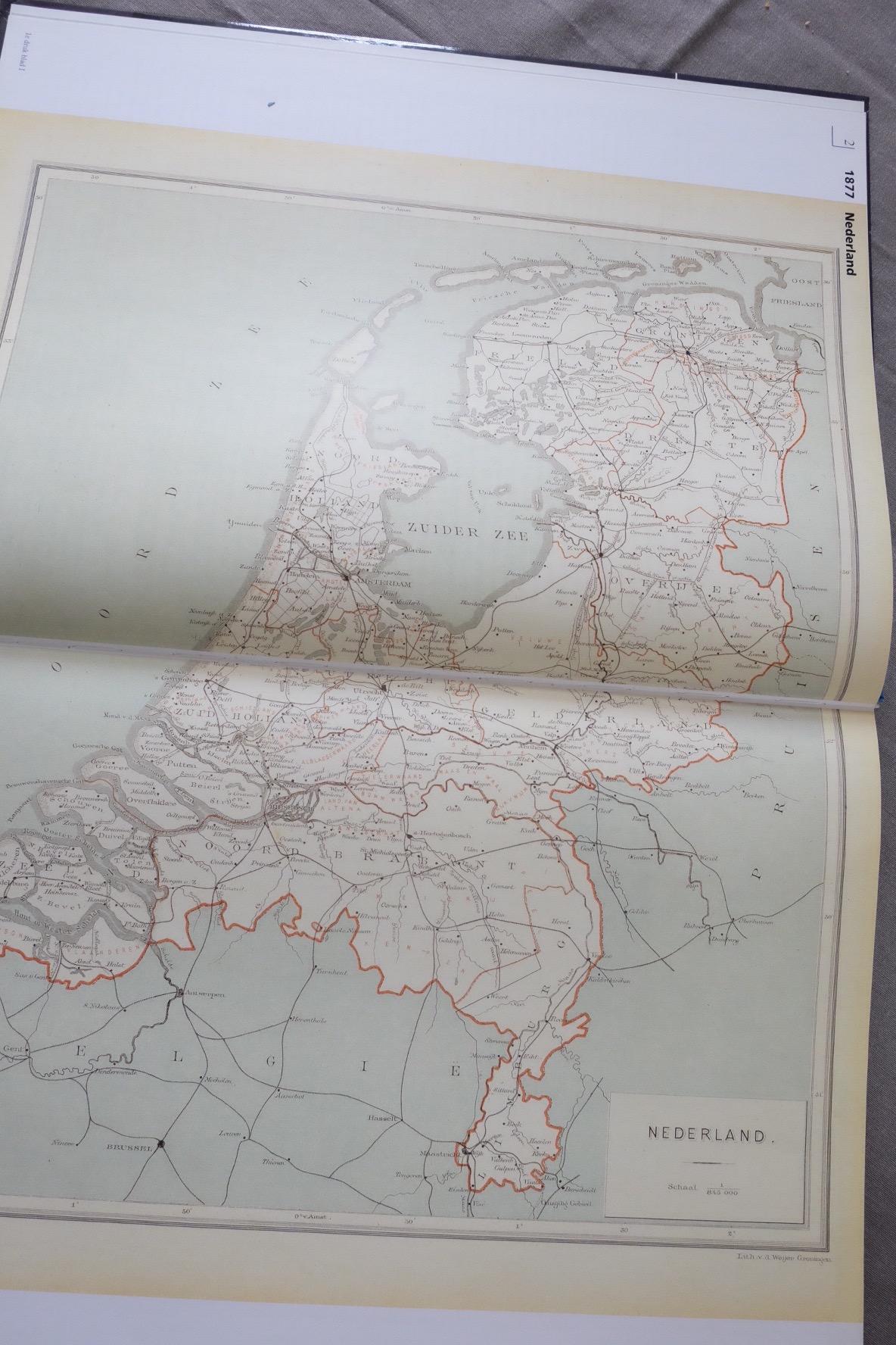 Pays-bas en 1877